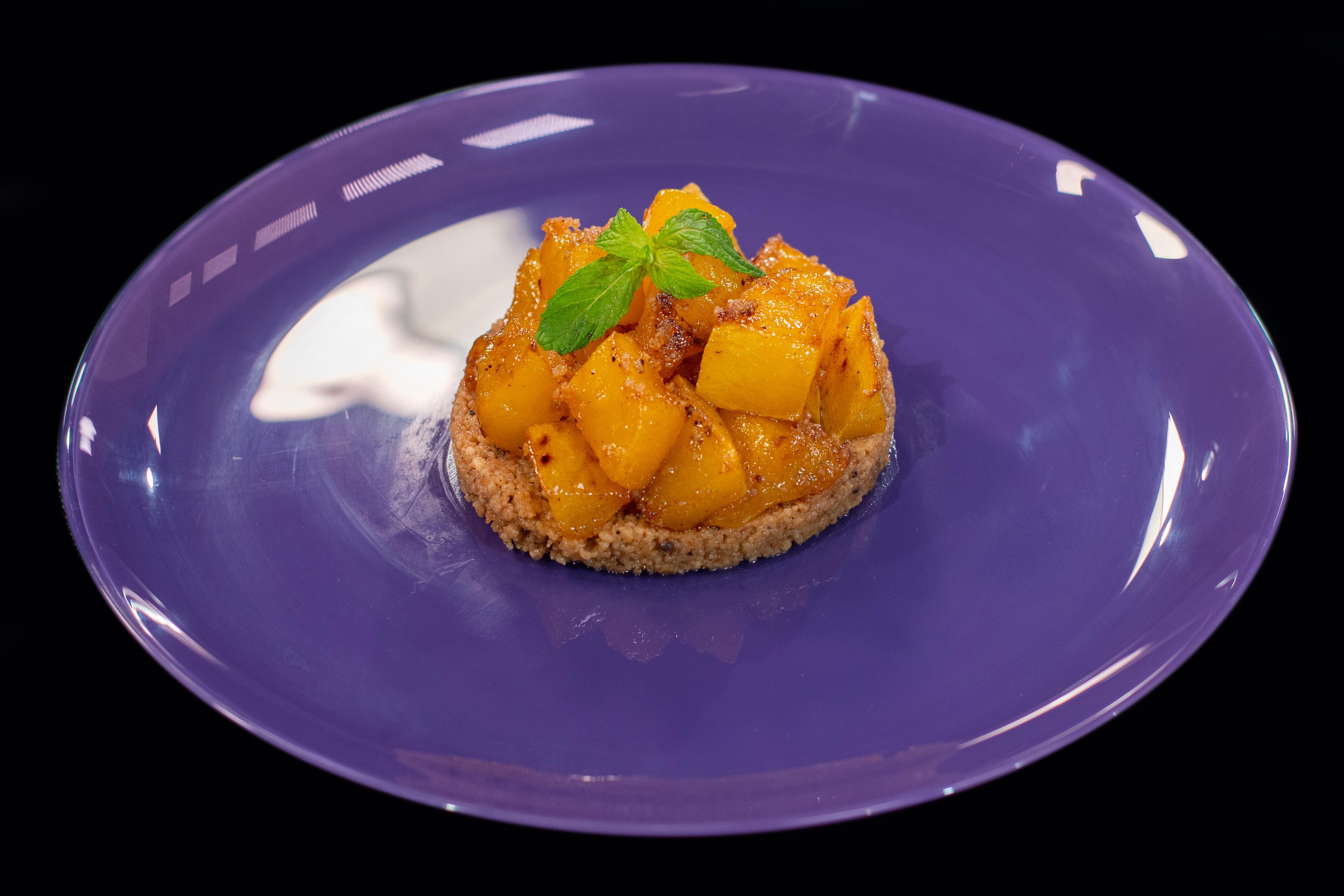 Tatin de mangue