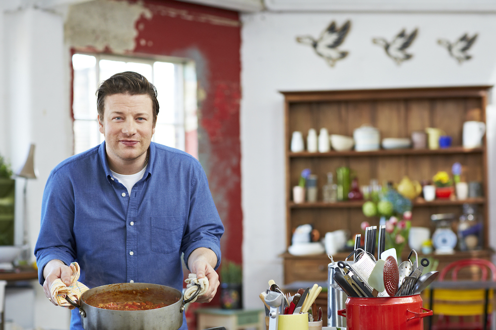 Les menus express de Jamie Oliver