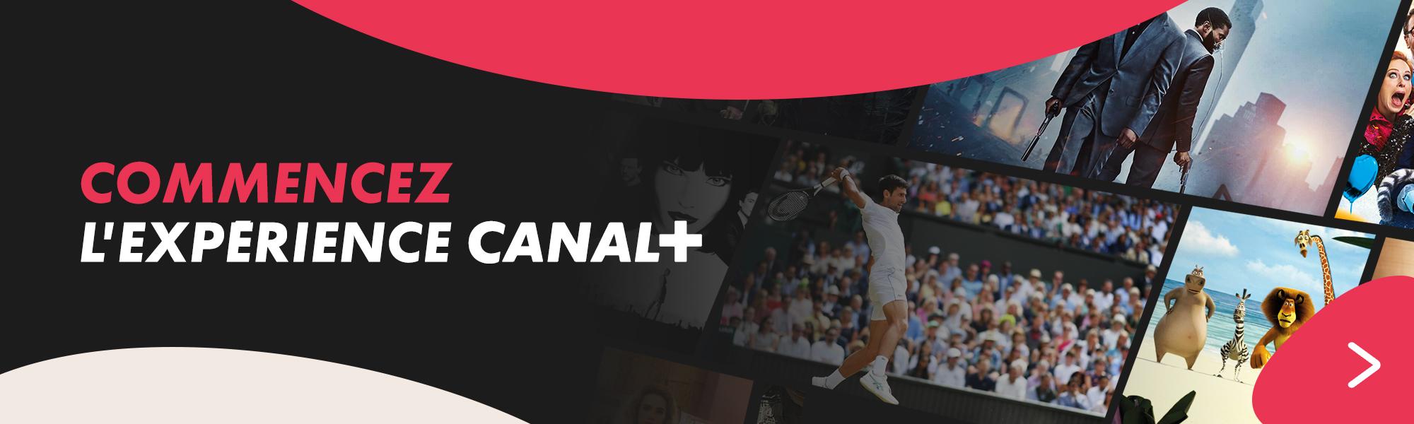 Commencez l'expérience CANAL+ en téléchargeant l'application myCANAL - CANAL+ Maurice