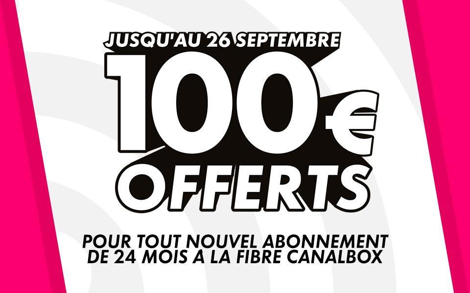 Vivez l'expérience Wifi 6 jusqu'au 26 septembre 2021 - CANALBOX Réunion